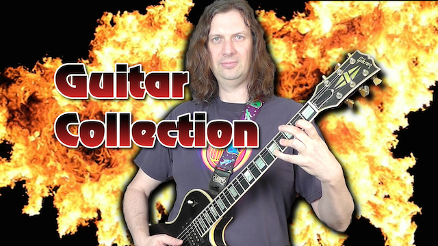 Guitar Collection Metal Jesus