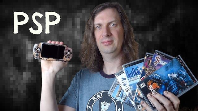 PSP Collecting Hidden Gems