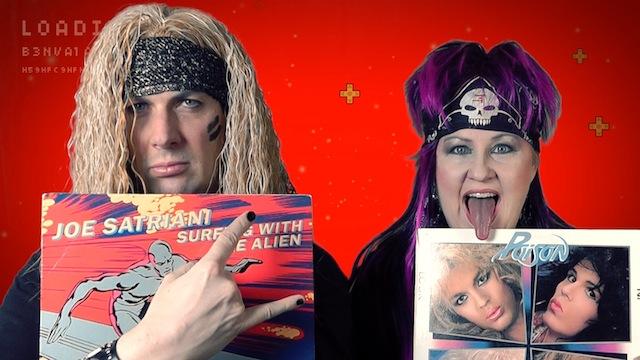 80s Hair Metal Band Thumb