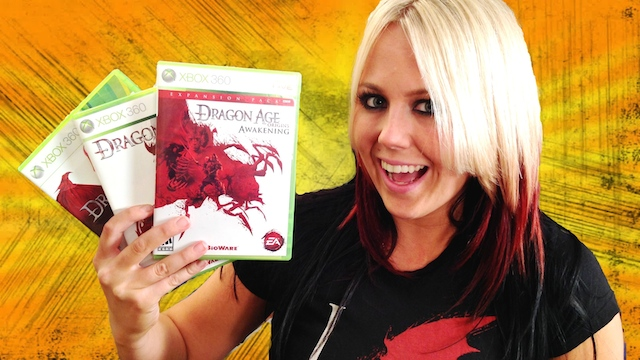 Dragon Age Top 5