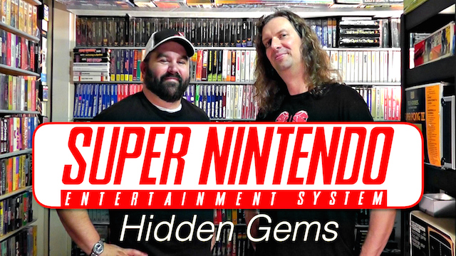 SNES Games Hidden Gems