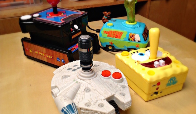 TV Plug & Play Games