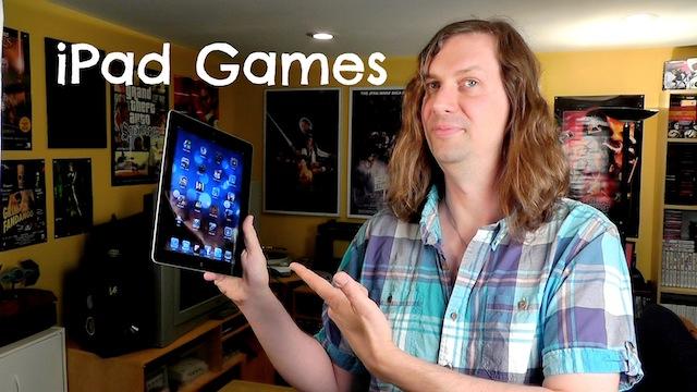 Awesome iPad Games HD