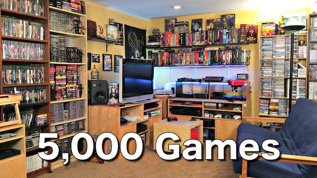 Game Room Tour