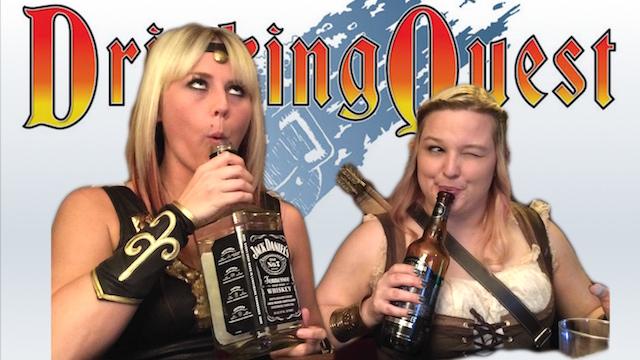 Drinking Quest PARTY - Metal Jesus & Friends