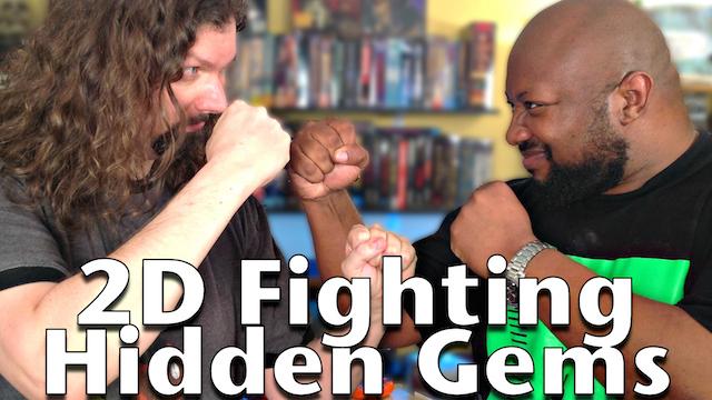 2D Fighting Games - Hidden Gems