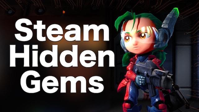 STEAM GAMES - Hidden Gems