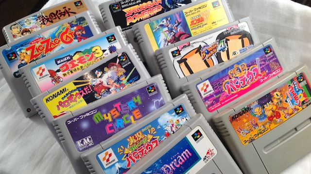Nintendo SUPER FAMICOM IMPORTS & Hidden Gems