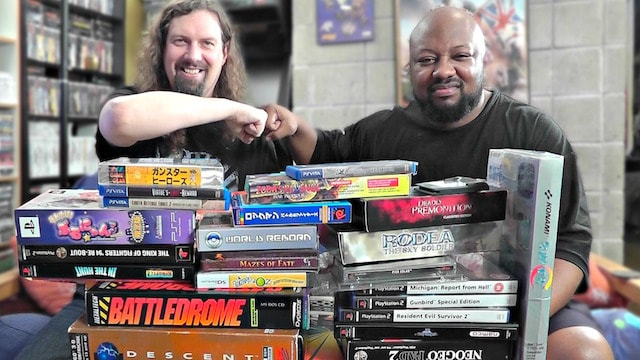 Recent GAME PICKUPS w Reggie - EPIC 26 Games added!