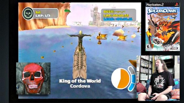 Let's Play Hidden Gems: Splashdown: Rides Gone Wild (PS2)