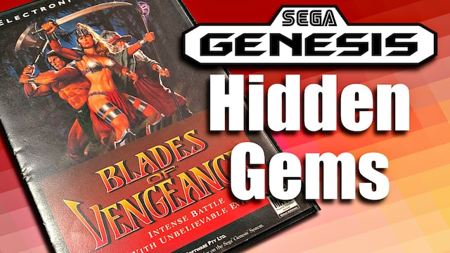 Sega Genesis Hidden Gems - 11 Games!