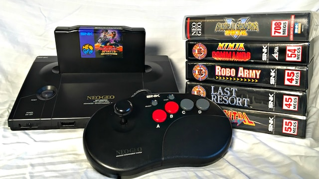 NEO GEO AES vs MVS Collecting Guide - EXPENSIVE as HELL!