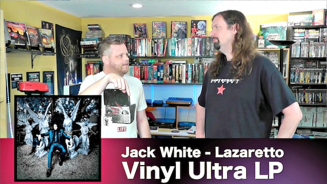 Jack White's Lazaretto Ultra LP