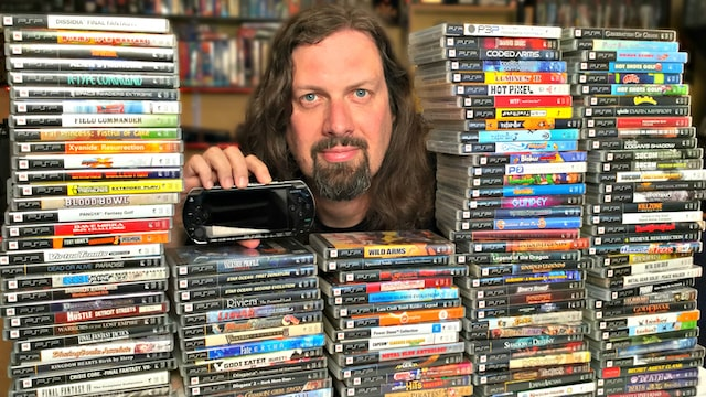 Sony PSP Game Collection - 200+ Games!