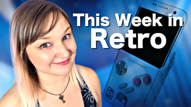 THIS WEEK IN RETRO - Gaming News for June 28th 2016