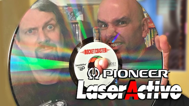 Pioneer LaserActive Buying Guide - What IS this thing!?