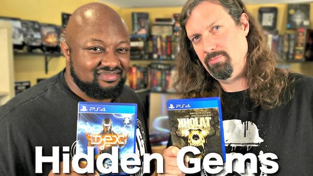 PlayStation 4 / PS4 Games - Hidden Gems