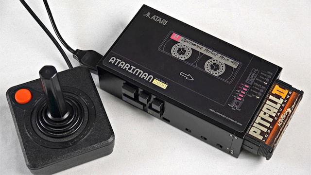 80s Mashup - Atari 2600 + Sony Walkman