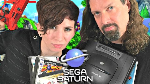 Sega SATURN BUYING GUIDE & Top 10 Games!