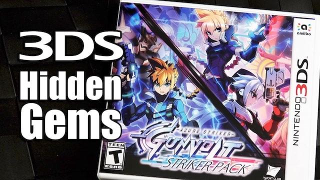 Nintendo 3DS Hidden Gems