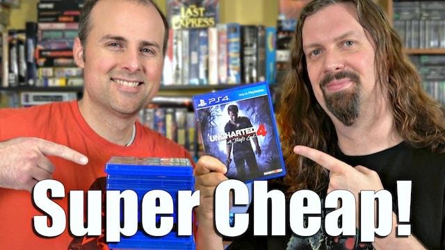 Top 10 SUPER CHEAP PS4 Games