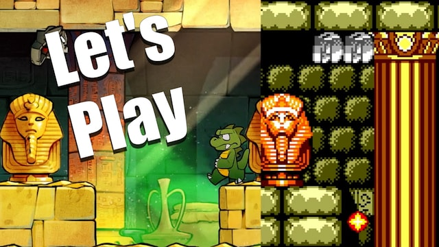 Wonder Boy The Dragon's Trap - IN-DEPTH Let's Play w/ Developer & Commentary